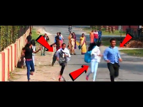 Horrible prank ever happened in assam || Prank Gone Wrong || Tezpurian Damn Dudes