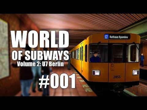 World of Subways Vol. 2 #001 - Willkommen im Berliner Pendelverkehr