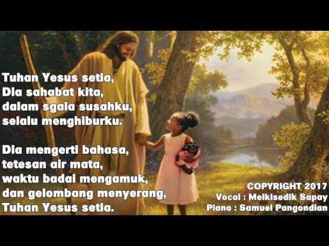 Tuhan Yesus Setia  LAGU PANTEKOSTA LAMA