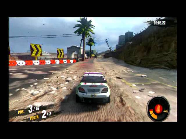 MotorStorm Apocalypse - HD PS3 Gameplay - [PTplayPS3]