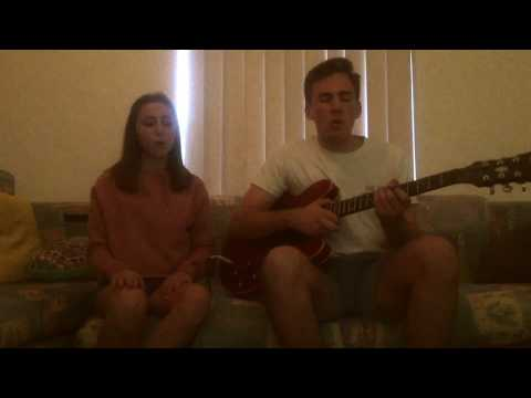 Chateau - Angus & Julia Stone (brother & sister loop station cover)