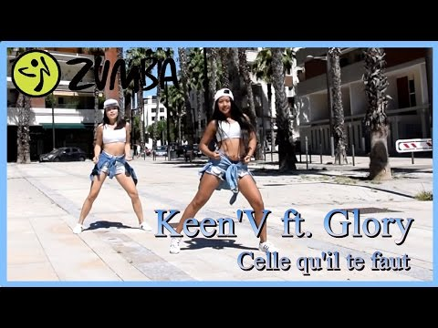 Keen'V feat Glory - Celle qu'il te faut | Zumba®/Fitness Dance @vuthaa chorégraphie