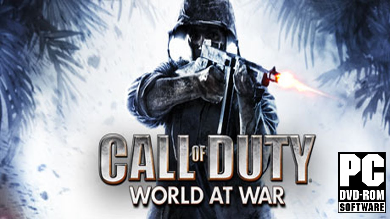 How to get call of duty: world at war for free on the pc +.