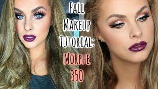 Baixar Fall Makeup Look | Morphe 35O | Courtelizz1