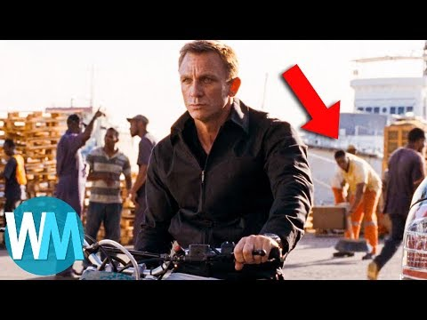 Top 10 Worst Movie Extras