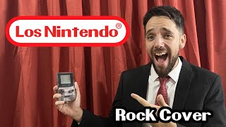 Gambar cover Los Nintendo 🎮 -  ROCK COVER por Maxi Petrone (Soy Tan Sutil - Josue Yrion)