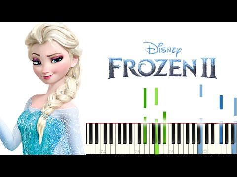 Show Yourself (Frozen 2) - Piano