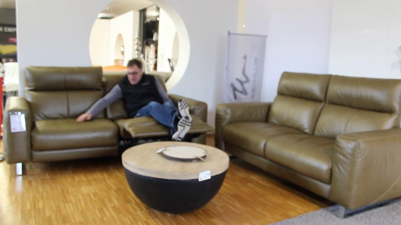 Bemerkenswert Sofa Grün Dekoration Von W Schillig 33600 2 L Grün