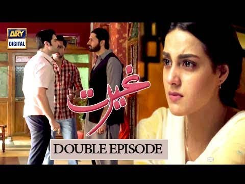 Updates Download free Popular Drama Ghairat  Double Episode # 13 & 14 – Oct – 02 – 2017