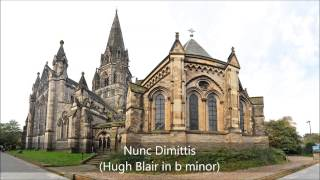 Nunc Dimittis - Blair in b minor