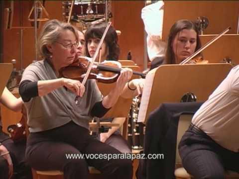 Aria de la Suite nº 3.  J.S. Bach.