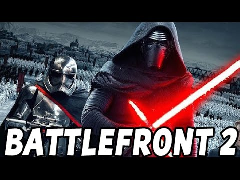 Let's Play Star Wars Battlefront Gameplay German Deutsch #176 - Star Wars Battlefront 2