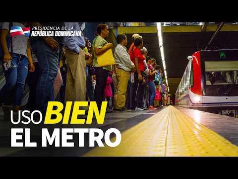 Uso bien el Metro