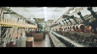 Brooklyn Tweed | How It's Made: Worsted-Spun Yarn
