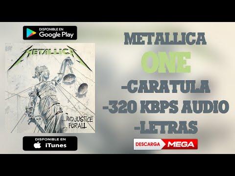 Metallica - One (320 Kbps Audio HQ) | MEGA & 4Shared Download