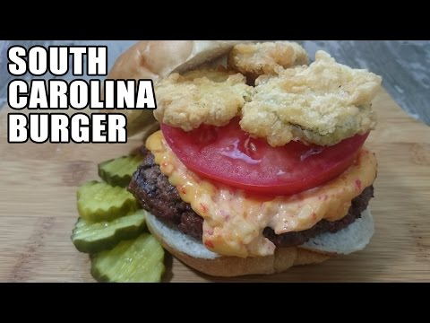 South Carolina Burger Recipe | Episode 165