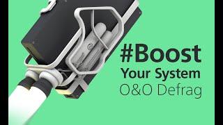 O&O Defrag 22 - Optimize Hard Disks And SSDs