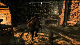 Skyrim [Argonian Thief]: Oblivious NPC Theft - Thieve