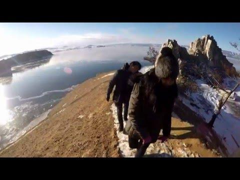 Olkhon Island, Lake Baikal (Остров Ольхон, Байкал)