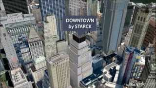 Downtown by Starck, 15 Broad Street, New York, NY