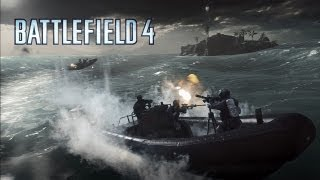 "Battlefield 4: Official ""Paracel Storm"" Multiplayer Trailer"