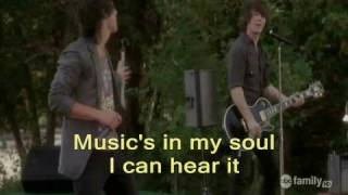 Watch Camp Rock Play My Music video