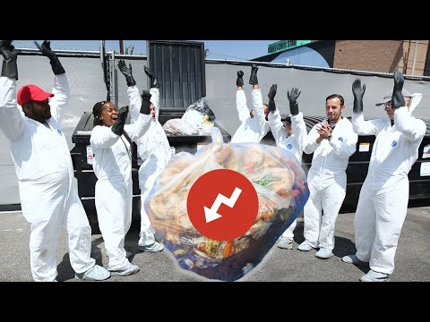 This Is How Much Trash BuzzFeed LA Makes