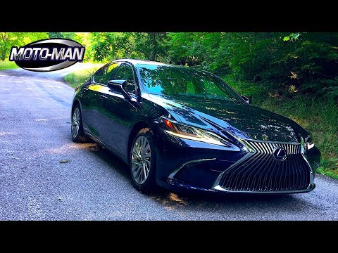 2019 Lexus Es 300h First Drive Review The Better With A Catch 3 Of