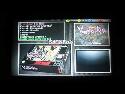 Maquinita Xbox Controles