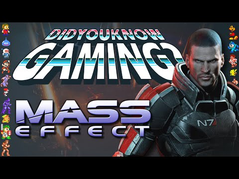 Mass Effect - Did You Know Gaming? Feat. Really Freakin Clever