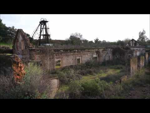 Exploring Portugal's Abandoned São Domingos Mine