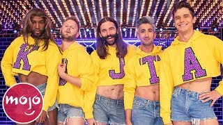 Top 10 Fabulous Queer Eye Fab 5 Moments