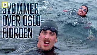 Klarer Jonas å svømme over Oslofjorden? feat. Stian Sandø