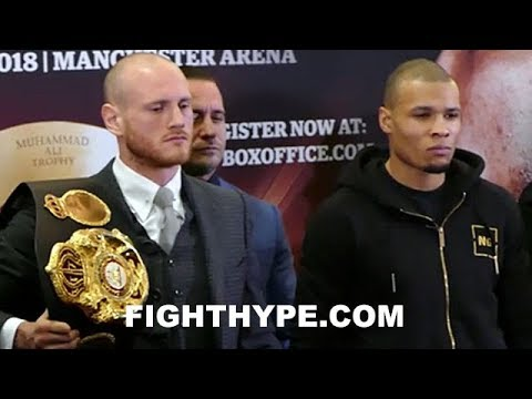 GEORGE GROVES VS. CHRIS EUBANK JR. FULL FINAL PRESS CONFERENCE