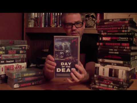👻 My HUGE 'of The Dead' Movie Collection (in Memory Of George A. Romero) 👻