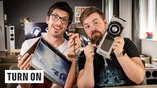 Laptop mit externer Grafikkarte: Alex & Jens basteln ein Notebook mit High-End-Grafik
