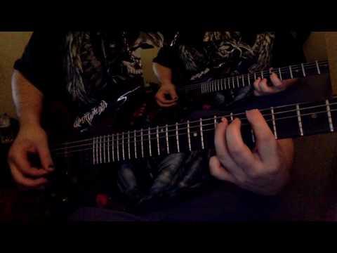 Melodic Metal Riffing. C standard tuning.