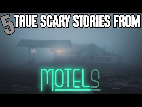 5 TRUE Motel Horror Stories!