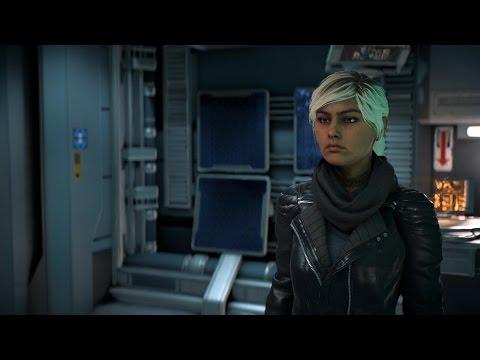 Mass Effect Andromeda - Sara Ryder - Part 33 - AYA: Ambassador & Colony quest + Crew Chat