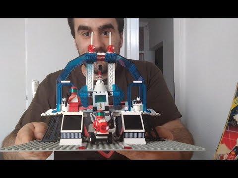 Heti videó: 04# Vintage Lego sorozat 4.rész - 6953 Cosmic Laser Launcher