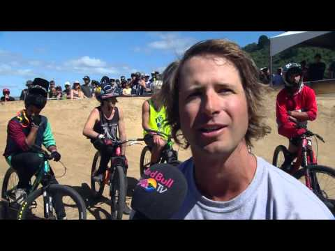 Broadcast: Crankworx Rotorua Slopestyle in Memory of McGazza