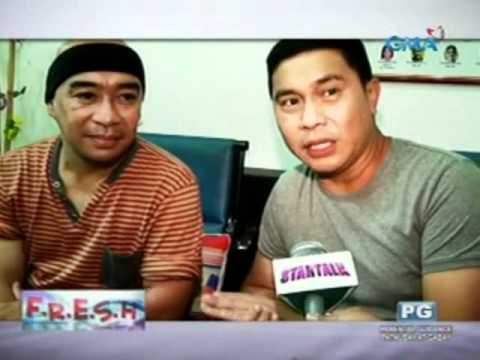 Startalk TX: Jose at Wally, nag-umpisa ng mag-shoot para sa kanilang first movie Travel Video
