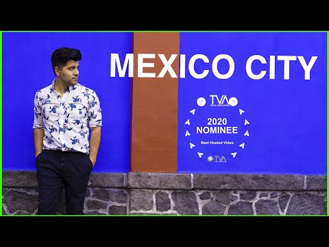 Mexico City Travel Vlog   Food, Culture, and History