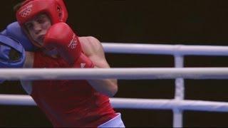 Kazakhstan Win Olympic Boxing Gold v Team GB -- London 2012 Olympics