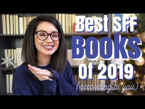 BEST FANTASY AND SCI-FI BOOKS OF THE YEAR