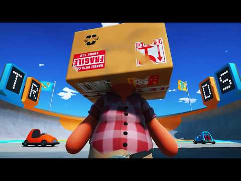 Totally Reliable Delivery Service - Google Play Trailer