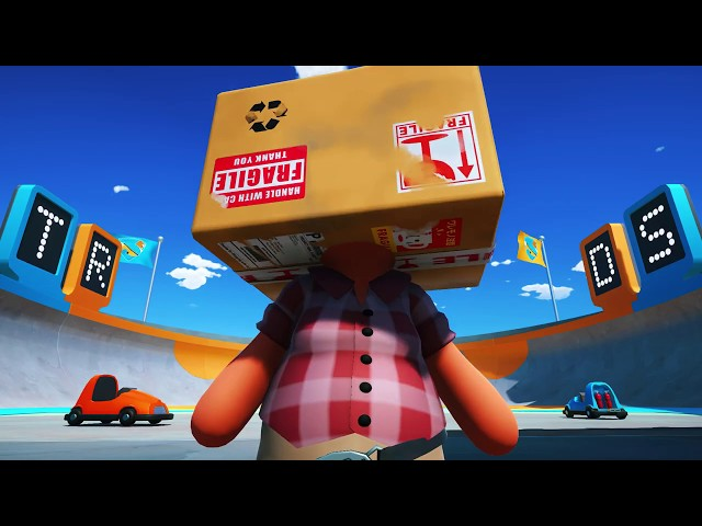 Totally Reliable Delivery Service Mod Apk All Unlocked Storeplay Apk