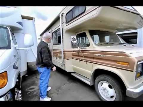The RV Corral 1984 Fleetwood Jamboree - 26'