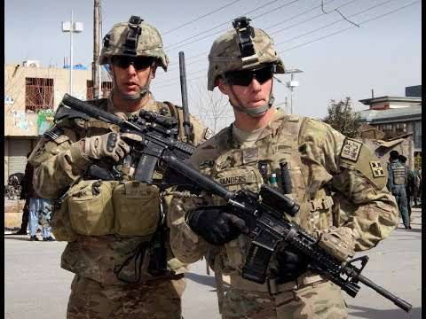 A Simple Question: Donald Trump 'to send 4,000 more US troops to Afghanistan
