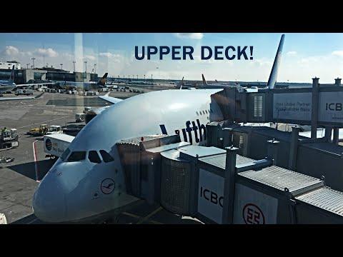 TRIP REPORT | Lufthansa Economy Class A380 [upper deck] SFO-FRA + A321 FRA-OSL | LH455 & LH862